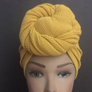 Turban Styled Hat
